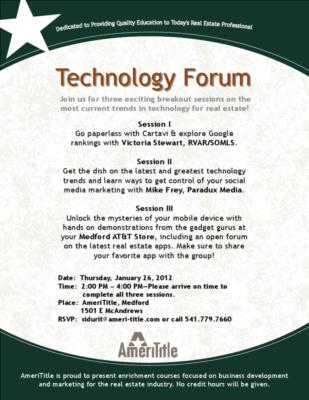 technology-forum