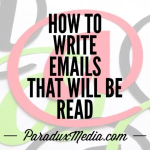 How to Write Emails That Will be Read