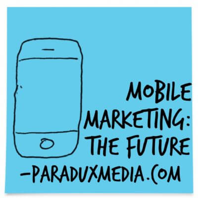 moblie marketing the future