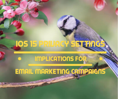 iOS 15 Privacy Settings Implications for Email Marketing Campaigns